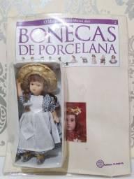 COLEÇÃO BONECAS DE PORCELANA