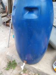 Tambor prá água 250 litros