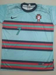 Camisa seleção de Portugal tamanho M
