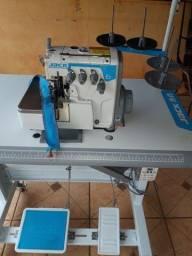 Máquina de costura industrial semi nova