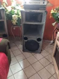 Vender um caixa de som  toda equipado
