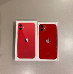 iPhone 11 64gb Red Vermelho || Garantia Agosto/21 || Loja Física Savassi