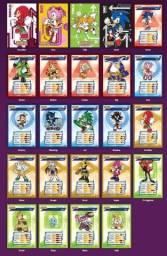 24 Bob's Sonic Cards