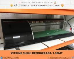 Vitrine Sushi 1.30MT | Matheus