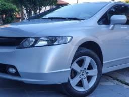 Vendo Honda Civic automático completo