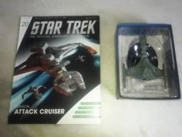 Star Trek - Edição 20 - Klingon Attack Cruiser (Eaglemoss)