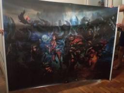 Poster do League of legends