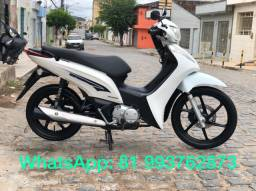 Honda Biz + 2014. Muito nova!