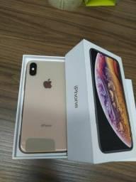 Iphone XS 64gb com nota e caixa