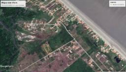 Vendo lote facilitado em 36 parcelas a 500m da beira da Praia de Panaquatira