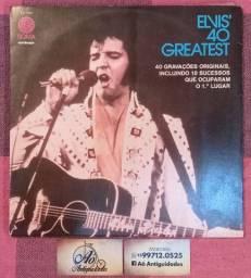 Título do anúncio: Disco de vinil Elvis Presley