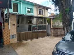 Sobrado com 3 dormitórios para alugar por R$ 3.800,00/mês - Embaré - Santos/SP