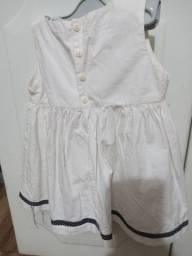 Lote vestido menina