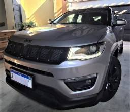 Jeep Compass Longitude 2020 Night Eagle - Extremamente novo