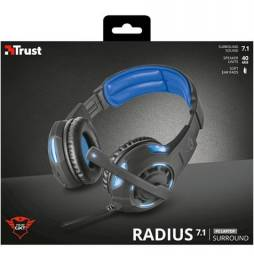 Headset Trust GTX-350 7.1 surround