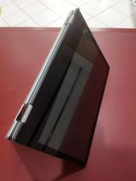 Notebook 2x1 vira tablet intel quadcore 4 gigas ssd 32gigas $1,290,00