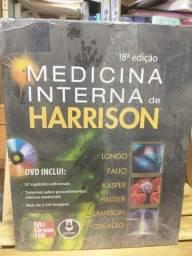 Livro - Medicina Interna de Harrison (2 Volumes); 18ª edição (2012)