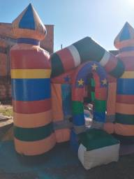 Castelo pula pula inflavel