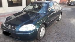 Título do anúncio: Honda Civic ex aut 1998