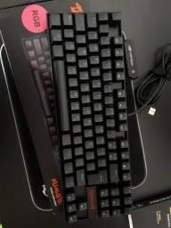 Vendo teclado mecânico