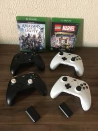 Xbox One - Acessórios - Leia a Descrição