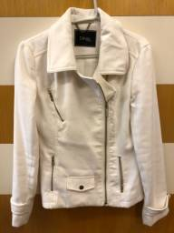 Jaqueta de lã Canal tamanho P