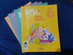 Livros editora Brasil 6° Ano