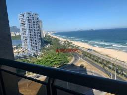 Apartamento com 2 dormitórios para alugar, 128 m² por R$ 6.500,00/mês - Barra da Tijuca -