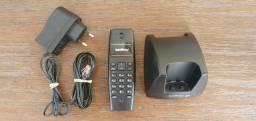Telefone Fixo Intelbras sem Fio com Baterias