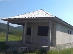 Vendo casa em construção na Iguaba