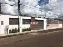 Ótima Casa com 3 dormitórios à venda - Conjunto Tucumã - Rio Branco/AC