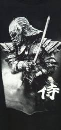 Camiseta Samuray 100% algodão
