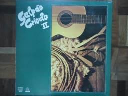 LP Galpão Crioulo II