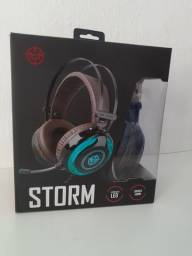 Headset gamer TGT Storm Led