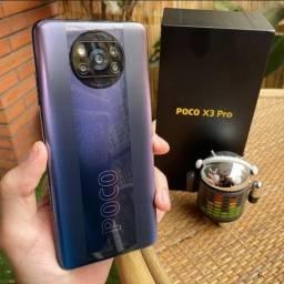 Poco X3 Pro 128GB **PROMOÇÃO**