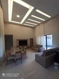 Casa para Venda em Luziânia, Residencial Alto das Caraíbas, 3 dormitórios, 3 suítes, 3 ban