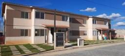 Apartamento no Condomínio Reserva das Palmeiras Mais Viver em Alagoinhas/BA com 2 Quartos