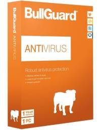 BullGuard Antivirus PC (1 dispositivo, 1 ano)