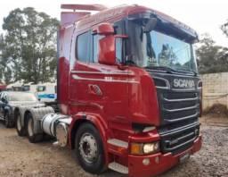 Scania R 560 2015 com divida