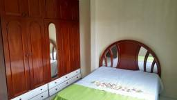 Alugo casa 2qts mobiliada