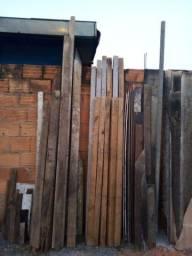 Vendo madeiras usadas