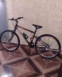 Bicicleta Caloi Twister Impecável Aro 26