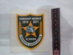 Adesivo Sticker Florida Sheriffs Association