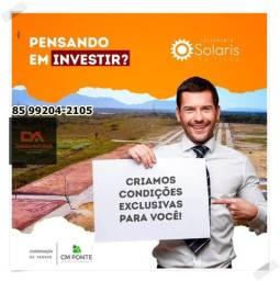 Loteamento Solaris em Itaitinnga-Gererau &¨%$