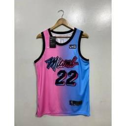 Camisa NBA Miami - Bordada