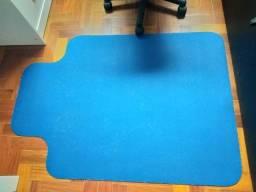 Tapete Gamer Antiderrapante Para Cadeira