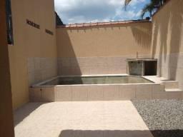 Casa Nova com Piscina 2º quadra em Mongaguá