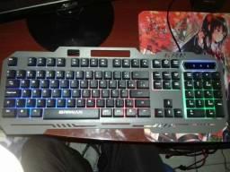 Teclado, Fone (Headset), Mousepad, Controle (Joystick)