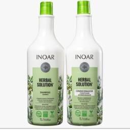 Kit Inoar Herbal Solution Profissional (2 Produtos)