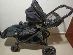 Carrinho de bebê baby jogger city select lux